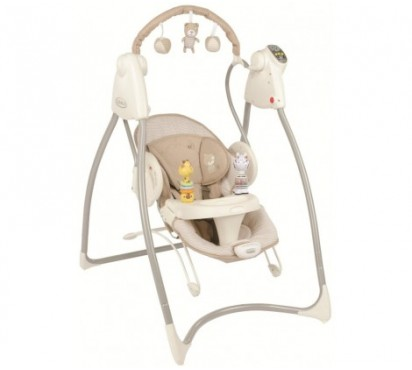 GRACO sūpynės Swing N Bounce 2 in 1