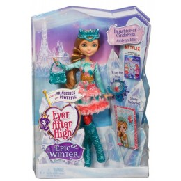 "Ever After High lėlė ""Žiemos burtai"""