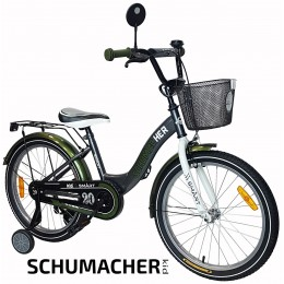 "SCHUMACHER KID SMART 20"" dviratis"