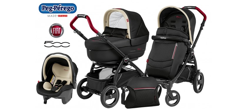 PEG PEREGO BOOK ELITE FIAT 500
