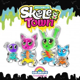 Skeletown Skelly Family Pack