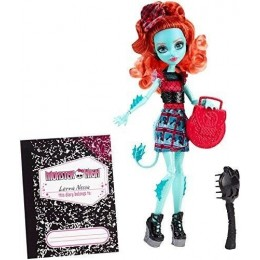 Monster High Mainų programa - Lorna