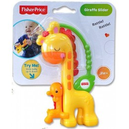 Fisher Price Barškutis Žirafa