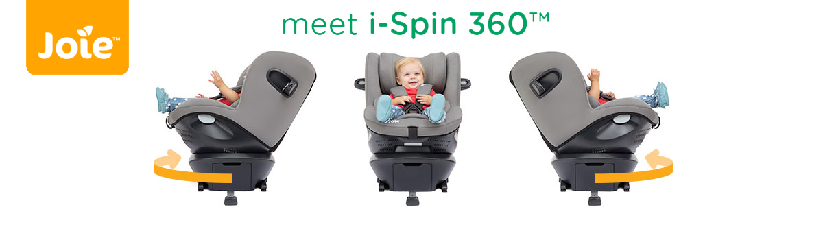 joie meet i-spin 360